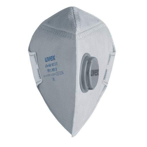 Preisvergleich Produktbild uvex silv-Air 8113 - FFP1 Staubmaske mit Ventil