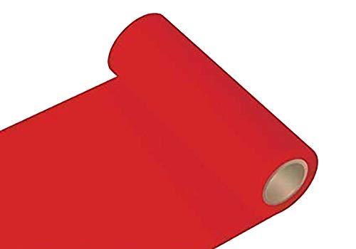 Oracal 631 - Orafol matt - für Küchenschränke und Dekoration Folie 5m Rolle - 31,5 cm Folienhöhe - 31-rot - Markierungen, Beschriftungen und Dekorationen - Klebefolie - Plotterfolie - Wandschutzfolie - Möbelfolie - Fahrzeugfolie - selbstklebend - Küchenfolie - Dekofolie - Möbel - Aufkleber - Folie