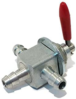 The ROP Shop Two-Way Fuel Gas Cut-Off Valve Replaces Husqvarna 539102679, Yazoo 102679