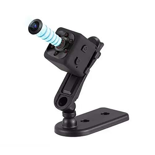 Mini Cámara Oculta, 1080P cámara portátil, minicámara de vigilancia de la Seguridad de la Familia de Alta definición, minicámaras de niñera Ocultas con visión Nocturna y Pruebas de Movimiento.