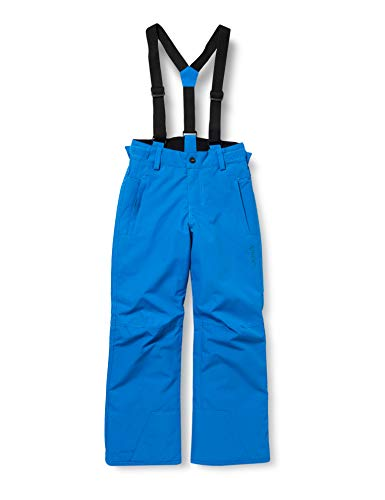Brunotti jongens Footstrap JR FW1920 Boys Snowpants broek, Imperial Blue, 152.0