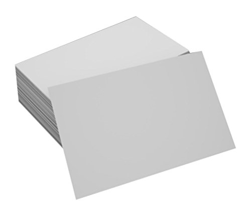 House of Card & Paper A4 220 gsm Card - White (Pack of 100 Sheets)