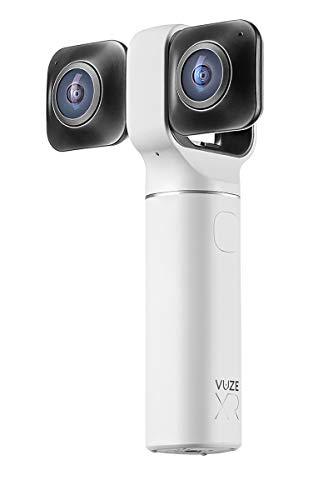 Vuze XR 5.7K 3D VR & 360 Camera - White