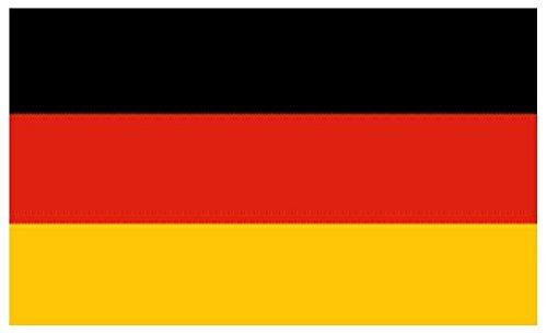 5ft x 3ft Welt Flaggen National Land Flagge Rugby Football World Cup (33verschiedene Länder), Germany