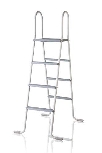 Gre ET1213 Escalera para Piscina Elevada, 136 cm