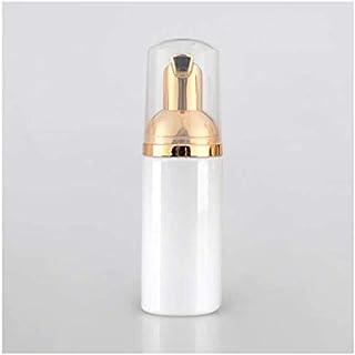 30ps 30 60ml Plastic Foamer Pump Bottle Refillable Empty Cosmetic Bottle liquid Soap Dispenser Foam bottle with golden foa...