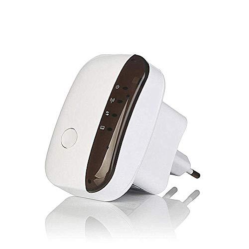MELODY Ripetitore WiFi Wireless Wi-Fi Range Extender 300mbps Amplificatore di Segnale Mini 2.4g Portatile WiFi Signal Range Extender con WPS per La Casa del Router