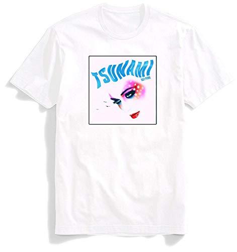 Jingliwang Katy 'Art' Perry Camiseta Hombres Mujeres Camiseta para Hombres Mujeres Camiseta