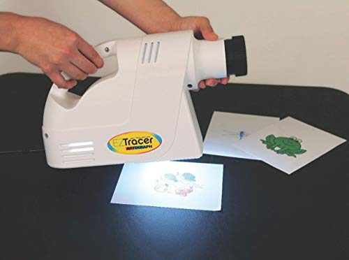Artograph EZ Tracer Opaque Art Projector for Wall or Canvas Image Reproduction- Bulb Not Included
