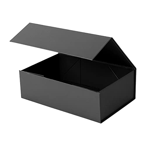 Gift Boxes with Magnetic Closure Lid 12' X 6' X 4'...