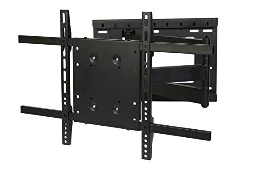 """THE MOUNT STORE TV Wall Mount for Hisense 65"""" Class LED H9F Series 2160p Smart 4K UHD TV with HDR Model 65H9F VESA 400x200mm Maximum Extension 31.5 inches"""