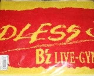 B'z ビーズ マフラータオル LIVE-GYM Pleasure 2013 ENDLESS SUMMER