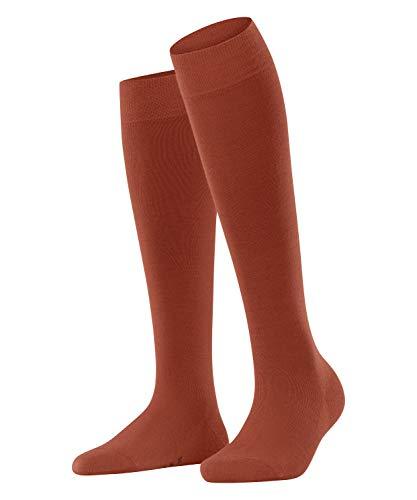 FALKE Damen Softmerino W KH Socken, Orange (Terra 8829), 39-40 (UK 5.5-6.5 Ι US 8-9)