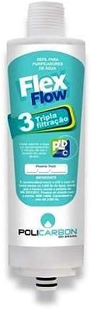 Filtro Refil Policarbon Flex Flow Libell Acqua Flex Press