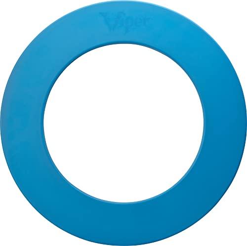 Viper Cible de fléchettes Guardian Surround Sisal/Bristle Steel Tip Protection Murale Bleu Pastel