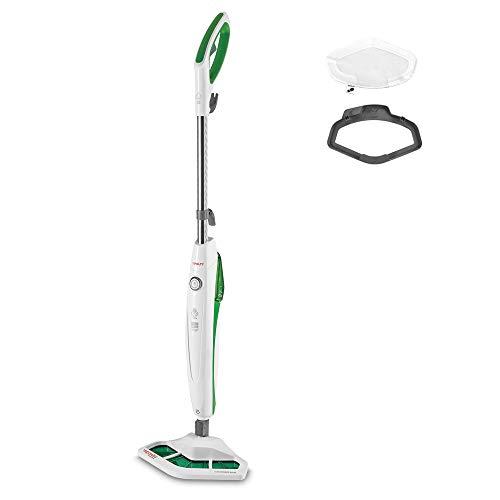 Polti Vaporetto SV400_Hygiene Escoba a Vapor, 1500 W, 0.3 litros, plástico