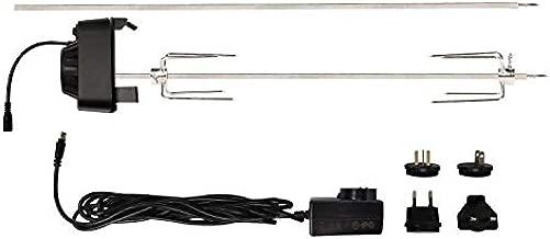 Masterbuilt MB20091220 Gravity Series Rotisserie Kit, Black