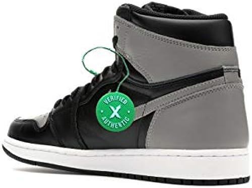 Shadow AJ1 Retro OG Herren Basketball Schuhe High Neck Turnschuhe Damen schuhe