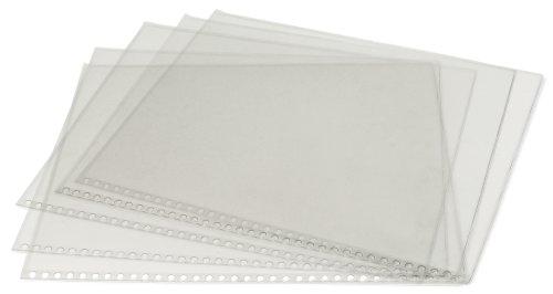 Royal & Langnickel RSLEEV-90 Klarsichthüllen für Bindeportfolio A1 5 Stück