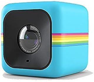 Polaroid Cube HD 1080p Lifestyle Action Video Camera (Blue) [並行輸入品]