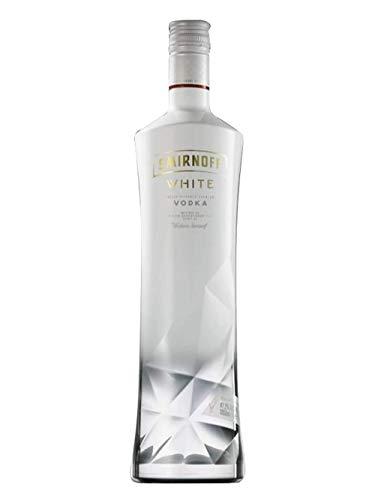 Smirnoff Vodka White - 1000 ml