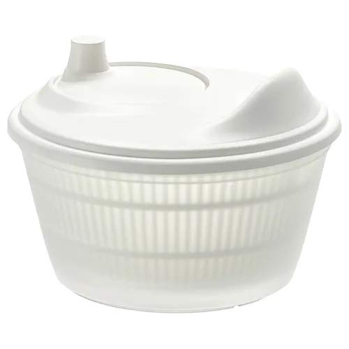 JR Products IKEA Salad Spinner White
