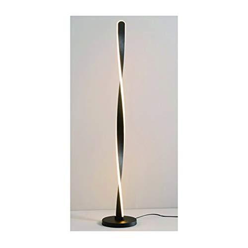 Lámpara de pie LED con lámpara de pie dimmable de Cambio de Color RGB con Control Remoto Luces de Dormitorio Modernas Luz Decorativa para la Fiesta de cumpleaños Lámpara de luz de Humor