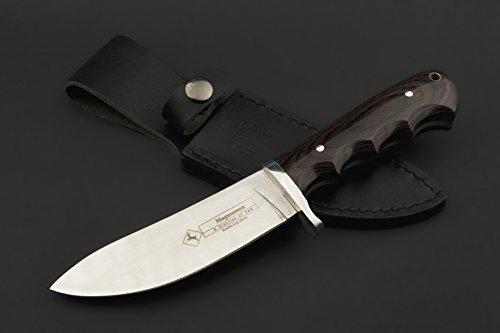 Magnusson Bushcraft Skinner, Jagdmesser, 440A