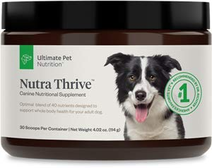 Nutra Thrive Canine Nutritional Supplement