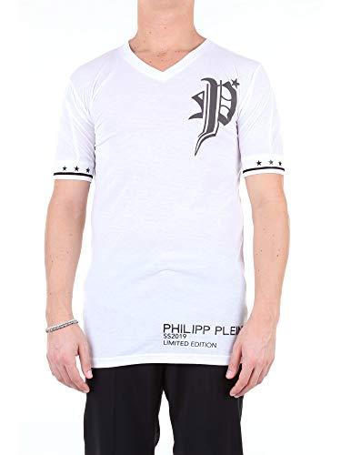 Philipp Plein MTK3280PJY002N T-Shirt Heren