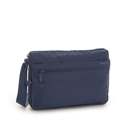 Hedgren Eye Medium Shoulder Bag, Dress Blue -  HIC176M/155-07