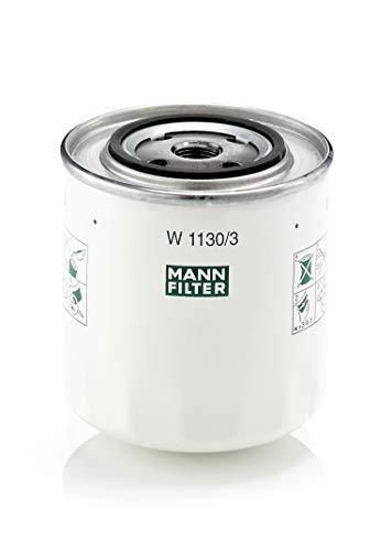 Original MANN-FILTER Ölfilter W 1130/3 – Für PKW