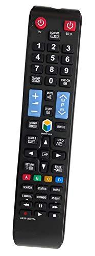 Ersatz Fernbedienung für Samsung TV Fernseher TV UE40F6270 | UE40F6270SS/XZG