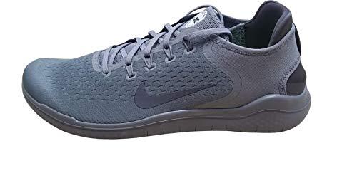 Nike Free RN 2018 Gunsmoke/Thunder Grey Men's Running Training Shoes Size 14