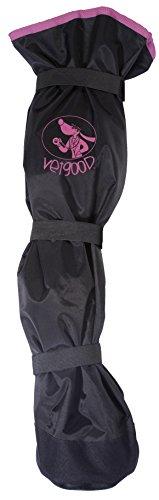 VetGood Oversized Basic Waterproof & Breathable Dog Boot - to Protect Leg Bandages (XLarge)