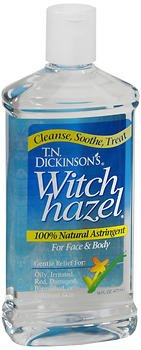 T.N. Dickersons Witch Hazel Astringent - 16oz, Pack of 6