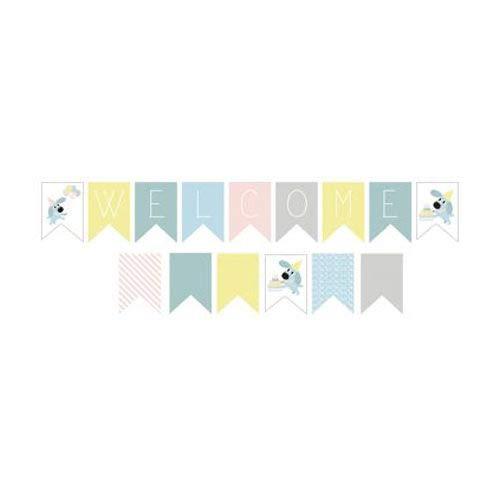 Beeztees K&Bz papieren vlaggen voor puppy's 15 x 2000 g