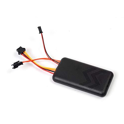 SANON Dispositivo de Posicionamiento Anti-Perdida Localizador GPS para Moto Eléctrica de Coche