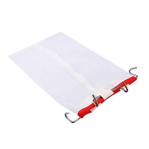Emoshayoga Pantalla de Miel Duradera Reutilizable para Herramientas de Apicultura de procesamiento de Miel