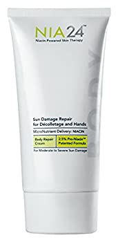 Nia 24 Sun Damage Repair for Dcolletage and Hands 5 fl oz.