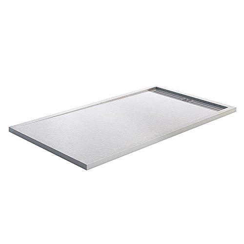 GME Receveur de Douche Style Plus 150 x 70 cm - Blanc