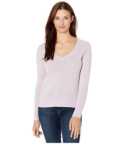Pendleton Merino V-Neck Pullover Lavender Frost XL (US 16-18)