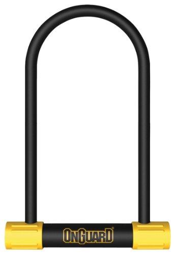 OnGuard (8009) Bulldog LS U-Lock (Black, 4.53 x 11.50 -Inch)