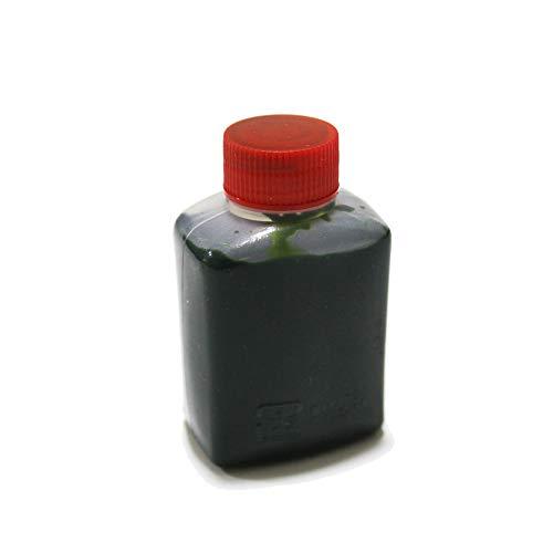 【メダカ学園】濃縮生クロレラ原液 30ml 1本 生クロレラ水 グリーンウォーター 保冷袋付き 保冷材セット