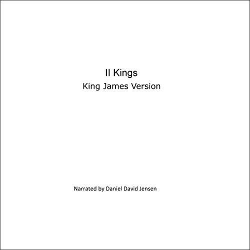 II Kings audiobook cover art