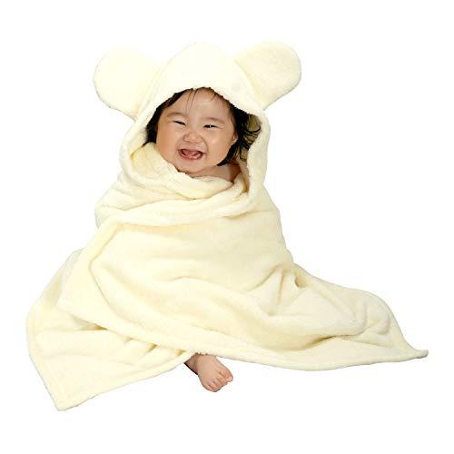 今治タオル imabari towel ベビー バスローブ バスポンチョ ギフトボックス 日本製 ベビーバスローブ (ナチュラル)