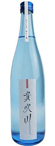 司菊酒造 特別純米酒 貴吹川 720ml