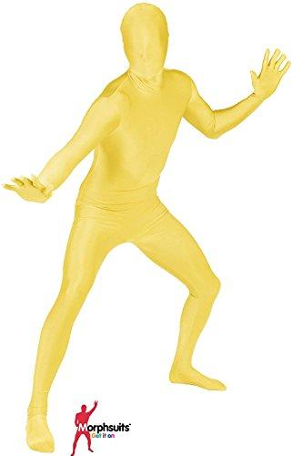 Costume giallo Morphsuit - S