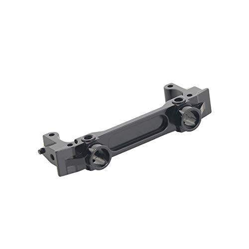 DishyKooker Frontstoßstange Full Metal CMS Servo Relocation V.2 für A-XI-al SCX10 II 90046 90047 90060