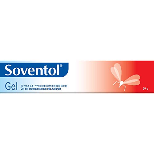 Soventol Gel, 50 g Gel